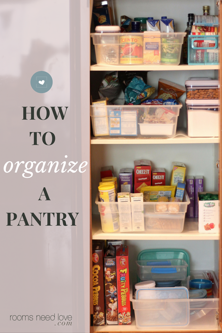 how to organize a pantry rooms need love professional