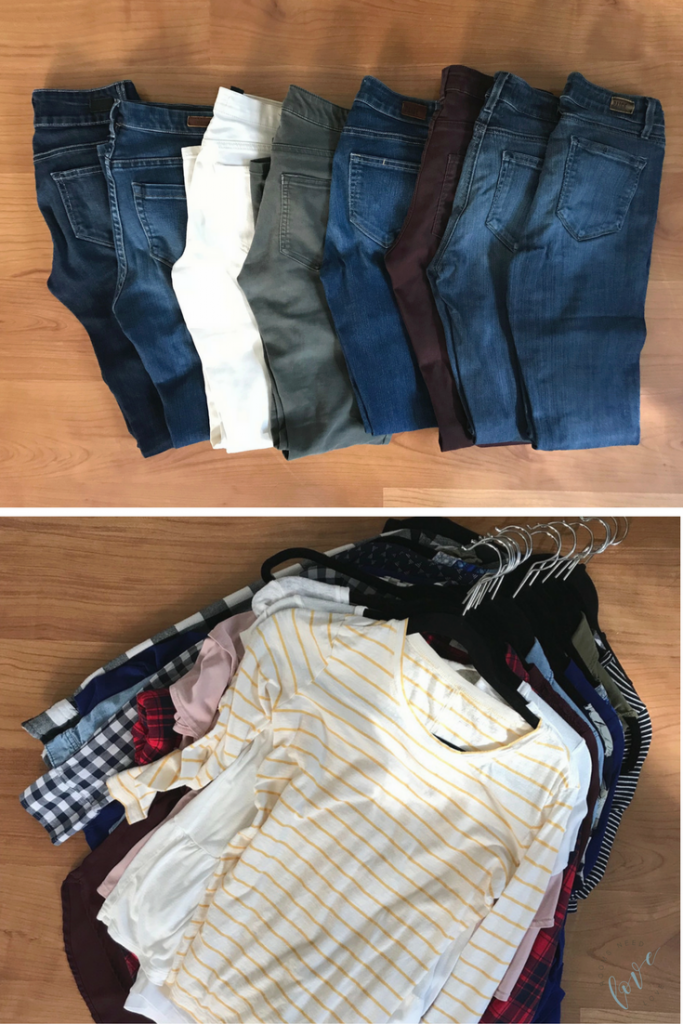 Does KonMari Reallly Work? Wardrobe Edition | Rooms Need Love Blog