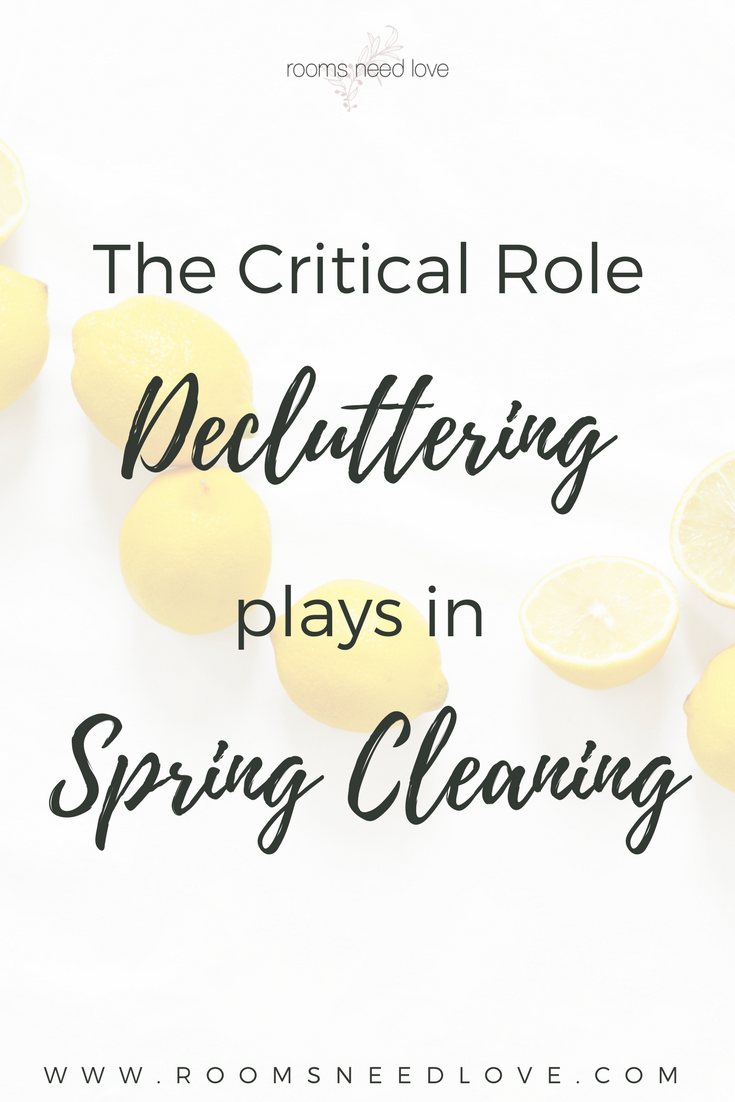 The Critical Role Decluttering Plays In Spring Cleaning | 10 Places To  Declutter This Spring | Good Ideas